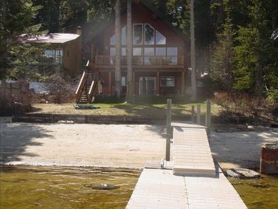 Photo for Fantastic Lakefront Cabin