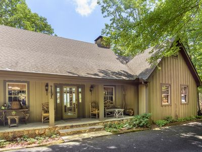 Photo for Plyler's Perch is 4 Bedroom 4 Bath Home with great long range views.