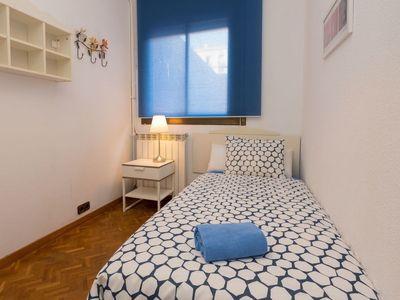Photo for Apartment 1.2 km from the center of Barcelona with Lift, Parking, Internet, Washing machine (88919)