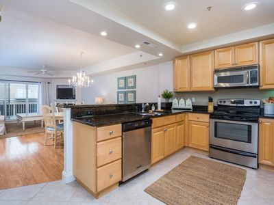 Photo for Updated Condo w/ Pool & New Appliances - Near Convention Center