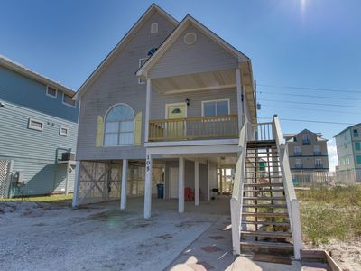 Photo for NEW LISTING! Dog-friendly house w/private pool! Dock and fishing pier available!