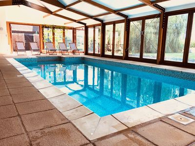 Photo for Comfortable Family Retreat In Kent, With All-Weather Pool And Near The Seaside
