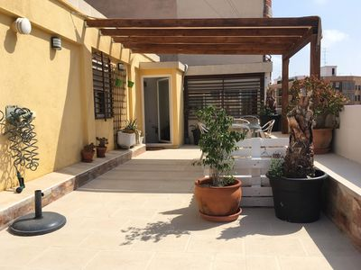 Photo for Orange Penthouse close to the town Center and ruzafa