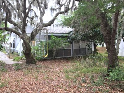 Photo for Bay Cabin-Fort Morgan, Gulf beach. Private, Comfortable. Romantic.Wifi. Cable.