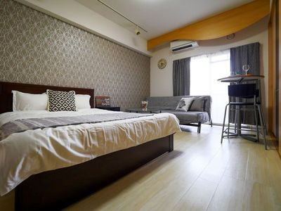 Photo for 1BR Apartment Vacation Rental in Osaka