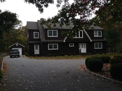 Photo for SPEND THE SUMMER AT YOUR BEACH HOME AWAY FROM HOME IN EAST HAMPTON
