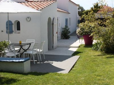 Photo for Noirmoutier Island, L'Épine, quiet and comfortable house, close to the sea