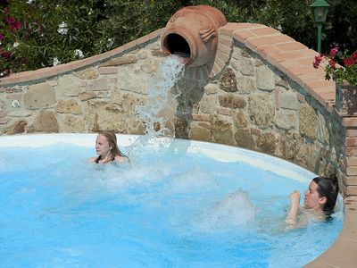 Photo Pool (relaxation area). Agriturismo Canale.