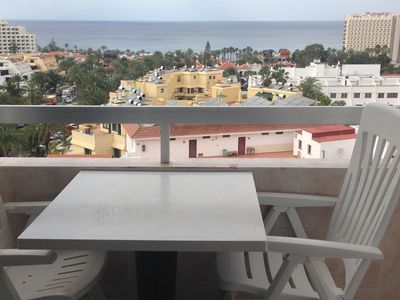 Photo for Playa Las Americas, Tenerife Homely Apartment. Great Central Location