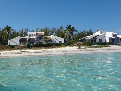Photo for Boutique Villa steps away from the most beautiful beach in the Bahamas