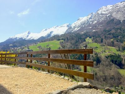 Photo for Chalet-4 pers-Stunning views of mountains -A quiet in private property