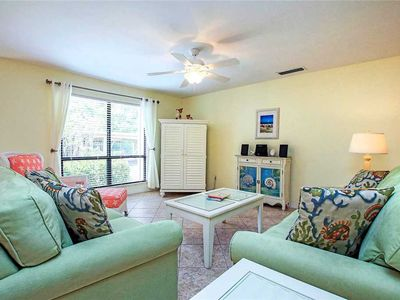 Photo for Updated Beautiful Beachy Condo Near Bowman's Beach - Blind Pass Unit E106