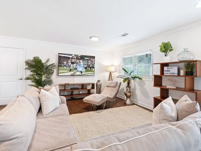 Photo for Stunning, All-NEW 4 BDR + Bonus Room, 5 mins from ATL Airport
