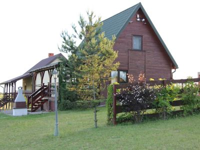 Photo for Vacation home Dom niebieski in Stare Juchy - 6 persons, 3 bedrooms