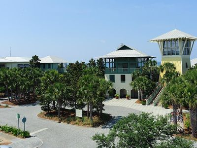 Photo for NEW RENTAL * WaterColor * 6 WaterColor Blvd #202 * Steps to Beach & Community Pool