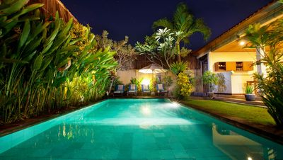 Photo for Comfortable 3 Bedroom Villa, Seminyak