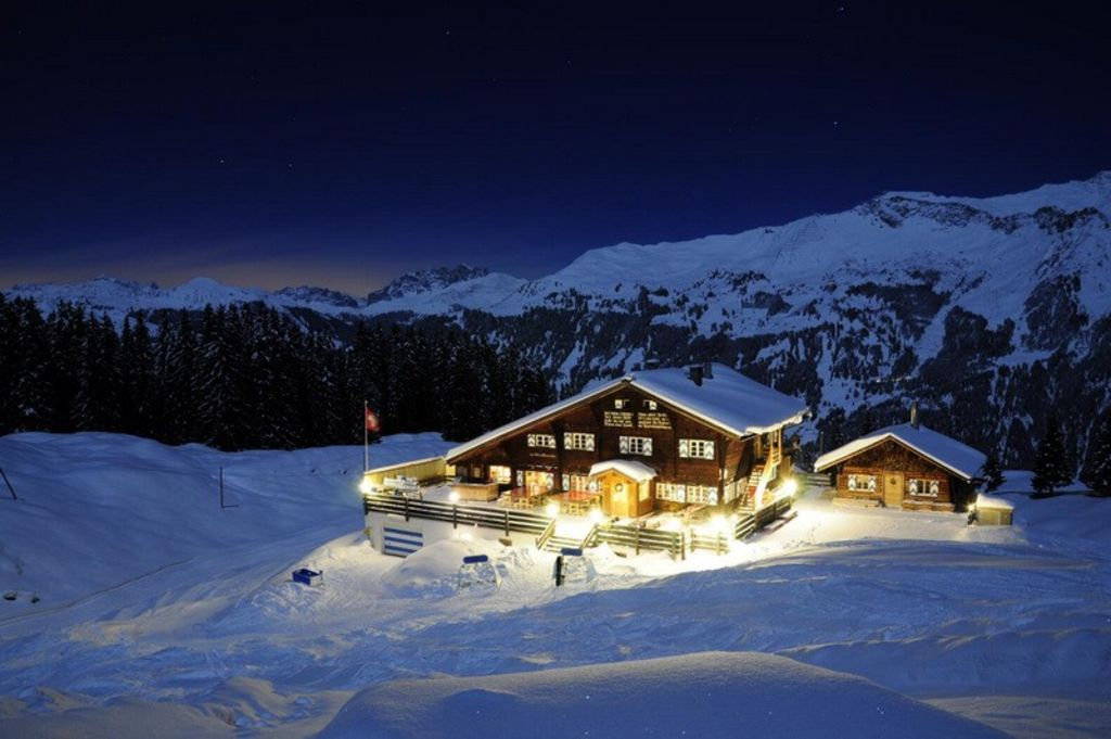 Ultimate 'Last Christmas' Chalet on the slopes of Klosters