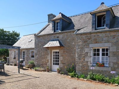 Photo for Vacation home Les Agapanthes 2 (PLR210) in Plounevez Lochrist - 6 persons, 2 bedrooms