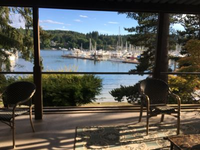Photo for Eagle Harbor Waterfront Home -  NEW!