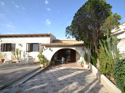 Photo for Villa Silvana an oasis of relaxation near the sea