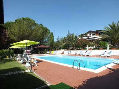 Photo for Apartment in the center of Tordibetto with Internet, Pool, Air conditioning, Parking (453465)