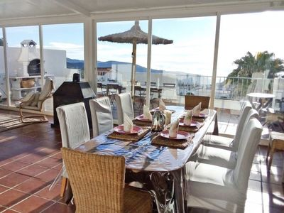 Photo for Apartment Encanto Andaluz in Félix - 11 persons, 4 bedrooms