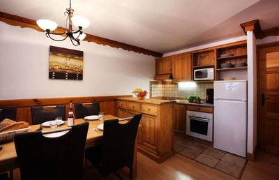 Photo for Residence Oz en Oisans **** - 4 Rooms 6 People