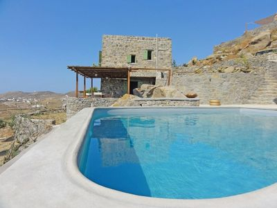 Photo for 4BR Villa Vacation Rental in Mikonos