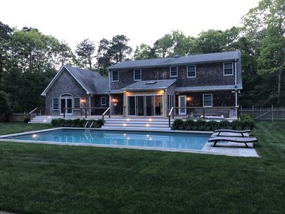 Photo for Beautiful Hamptons Retreat for all seasons!