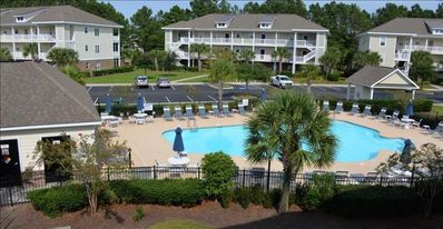 Photo for 2BR/2BA Golf Villa, 1534WB, Barefoot Resort, North Myrtle Beach