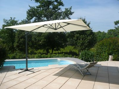 Photo for Villa les Caillols,Vineyard View, Private Pool, Between Aix-en-Pce and St Tropez