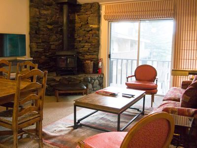 Photo for Inviting townhome with cozy fireplace and access to Sun Valley resort amenities