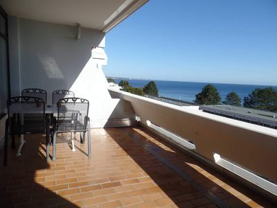 Photo for 192 - 3-room flat flat holiday park - 192 - fantastic sea view in 2. Row to the beach
