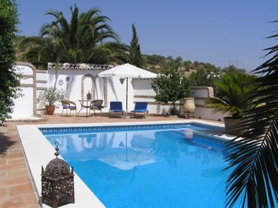 Photo for Self catering Finca Lomas de Tienda for 5 people