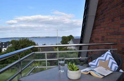 """Photo for Good Morning! Welcome to our newly renovated """"Ostsehbutzen"""" with sea view. Enjoy in stay in the spa resort Glücksburg near the beach."""