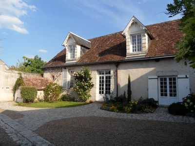 Photo for Character cottage rental in the Valley of the Loire castles