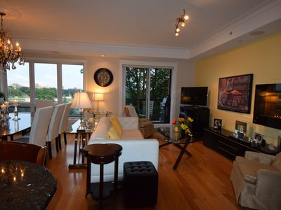 Photo for A gorgeous condo in mid/downtown Halifax