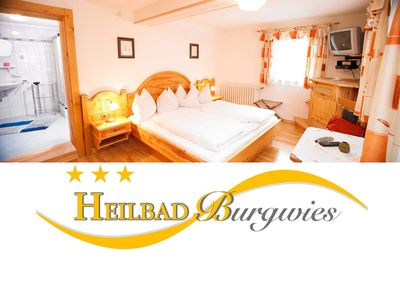 Photo for Double room 1-2 persons - Spa Burgwies, bed and breakfast