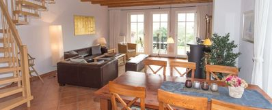 Photo for Our 3 houses, great natural location, biosphere reserve, 1. 500 m from the water