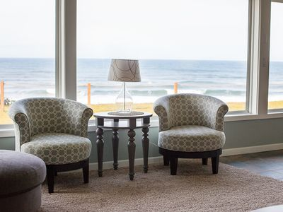 Photo for Newly Remodeled Oceanfront Home with Amazing Views, Hot Tub, and Game Room