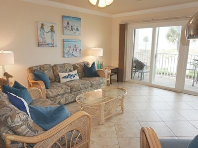 Photo for Sea Breeze #103 2BR 2BA Gulf Front