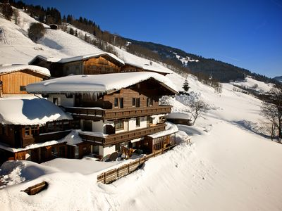 Photo for MH apartment Bartolot for 10 - 12 people directly at the ski slope