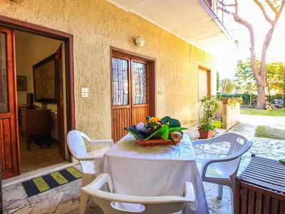 Photo for 2 bedrooms by the sea in Marina di Grosseto