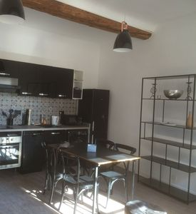 Photo for SUNNY LOFT IN HISTORICAL CENTER OF NIMES