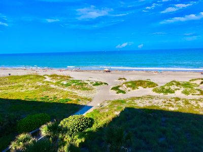 Photo for Sandcastles 510 - Gorgeous Ocean View Cocoa Beach Vacation Rental