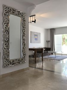 Photo for Puerto Banus beach side apartment