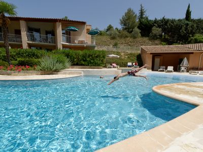 Photo for RESIDENCE IN PEACE WITH HEATED POOL