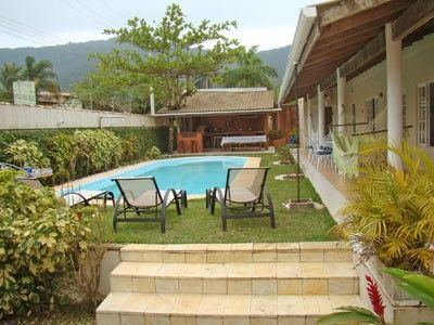 Photo for Barra do Sahy House: 04 Suites - Swimming Pool - Garage