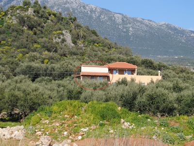Photo for 2BR Apartment Vacation Rental in Stoupa