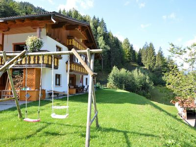 Photo for Lovely Apartment on Mountain Slope in Silbertal